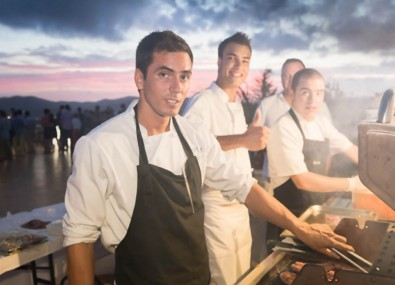 Private Chef Ibiza holidays
