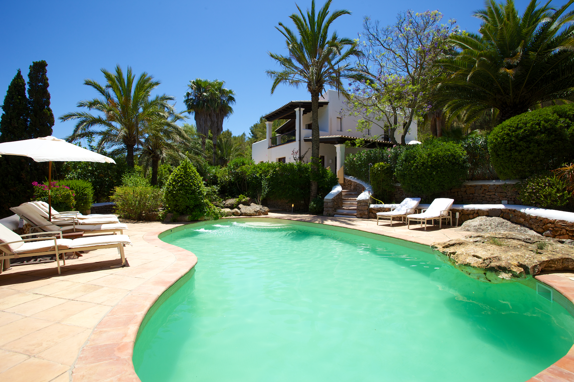 Perfect ibiza villa rental ibiza villas direct villa for Villas ibiza