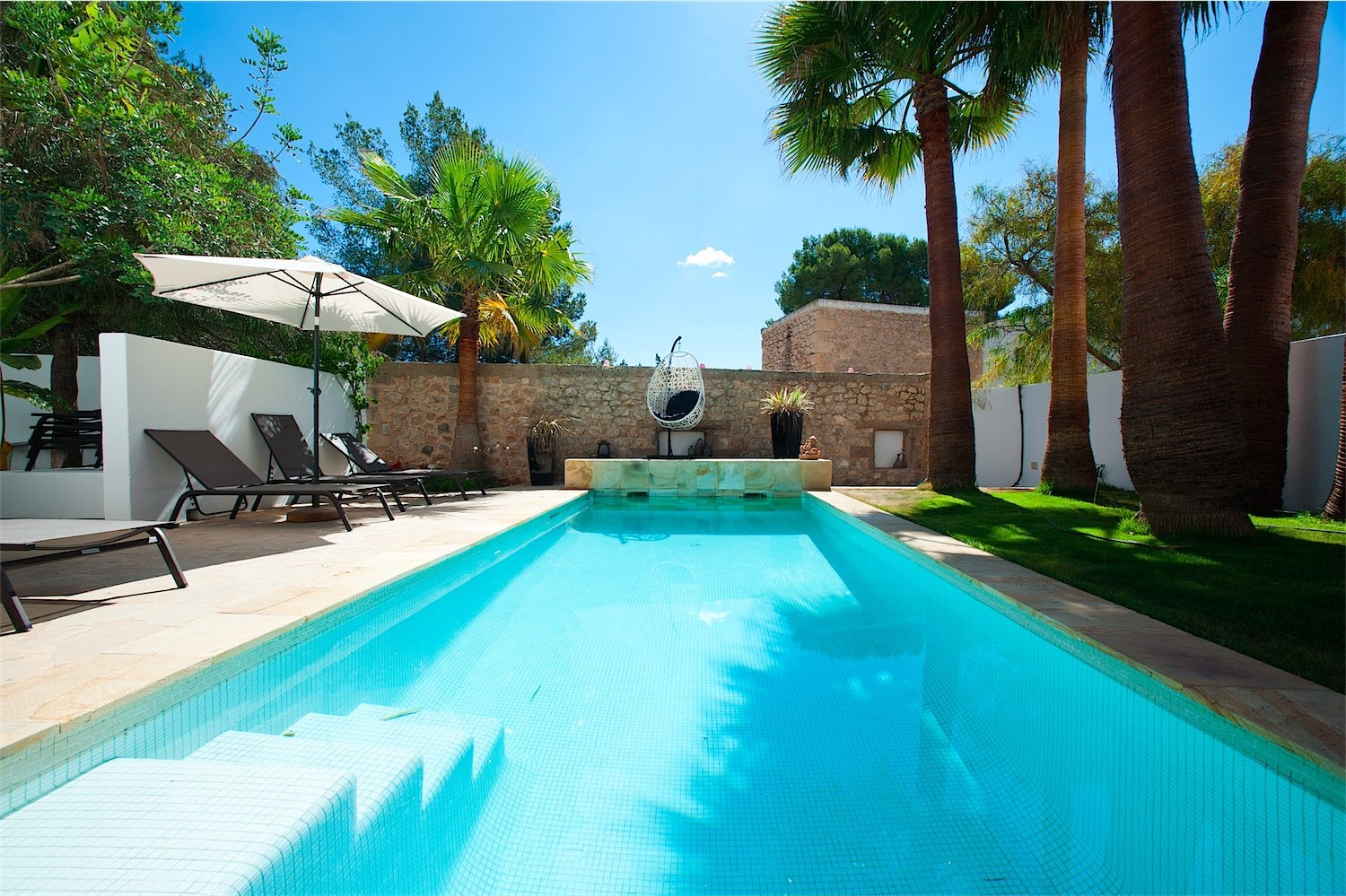 One of the best villas in ibiza you can rent this for for Villa a ibiza