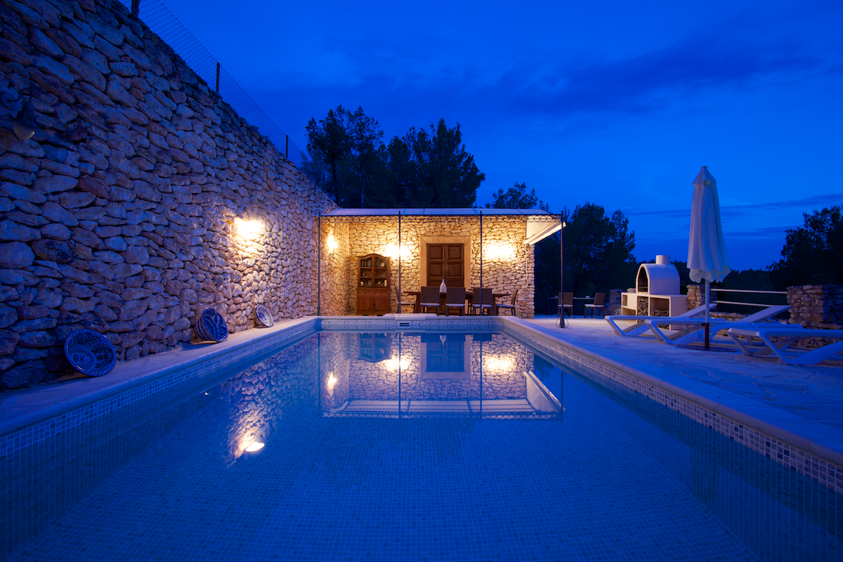 Unforgettable amazing ibiza holiday this ibiza villa will for Villas ibiza
