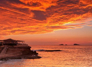 Ibiza Villas Direct - The Ibiza Sunset (II) – Sunset Ashram