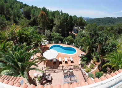 Ibiza Villas Direct - Villa Verde -