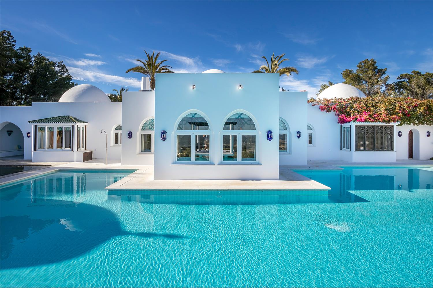 Ibiza villas direct villa fatima a super luxury ibiza for Villas ibiza