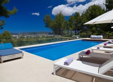 Ibiza Villas Direct - Villa Fabric -