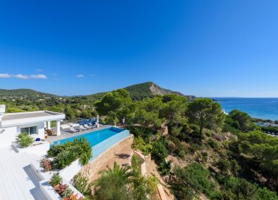 Ibiza Villas Direct - Casa Blanca Jondal -