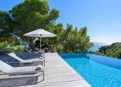 Casa Blanca Jondal »  - Ibiza Villas Direct